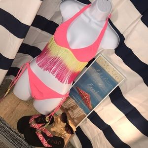 TWO PIECE BATHING SUIT 💕💕